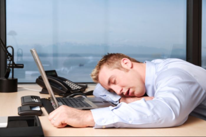 Is a lack of sleep holding you back in your workplace?