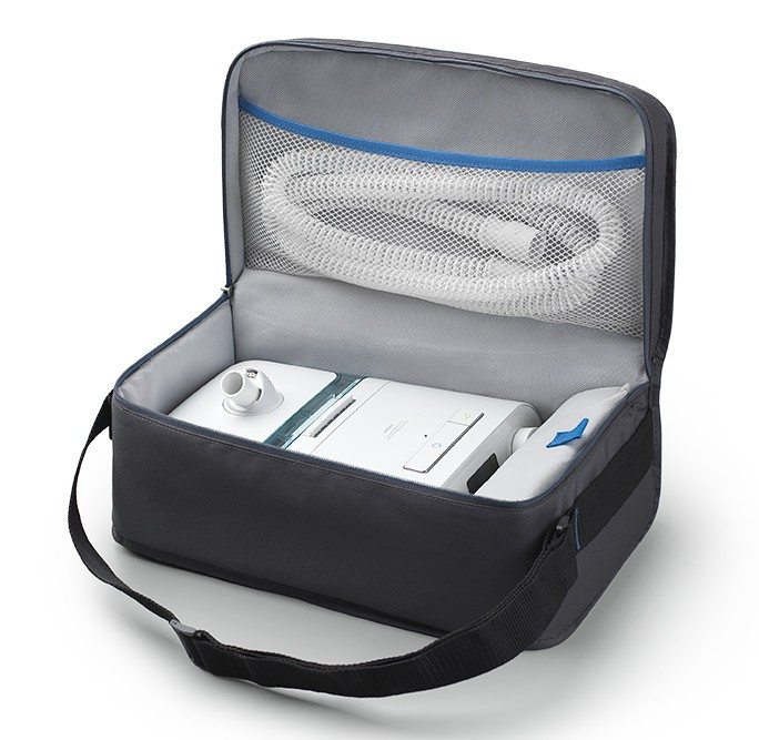 Traveling with a CPAP Machine