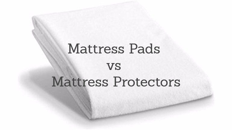 Mattress pad vs mattress protector