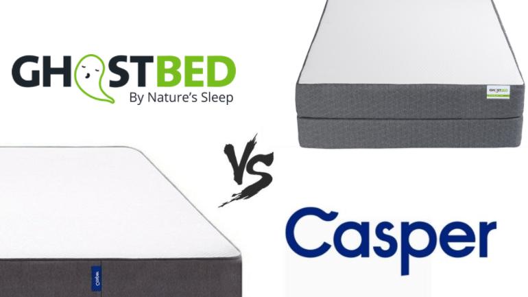 casper vs ghostbed