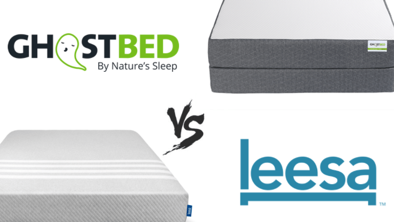 leesa vs ghostbed