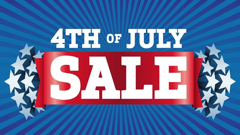 4th of July mattress sales
