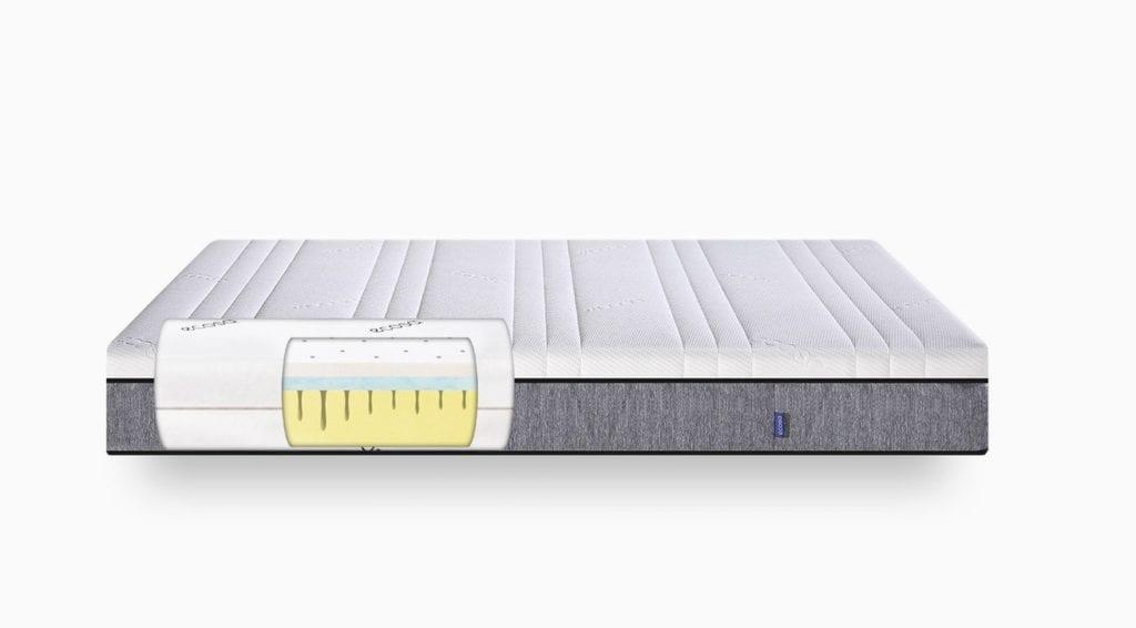 ecosa mattress layers