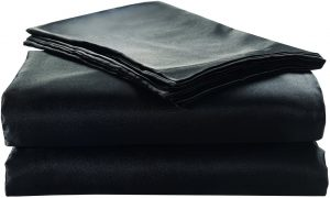 HollyHOME Silky Soft Satin Sheets